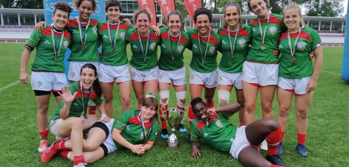 seleccion rugby femenina